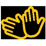 icoon gebaren